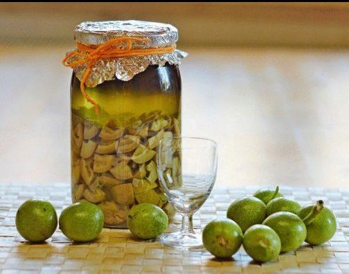 РЕЦЕПТА: Зелени орехчета за Щитовидна жлеза! Ефективно средство!
